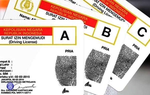 Ilustrasi: Pembuatan dan perpanjangan SIM gratis. (KalderaNews.com/Ist.)