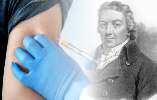 Ilustrasi: Penemu vaksin pertama, Edward Jenner. (KalderaNews.com/repro: y.prayogo)
