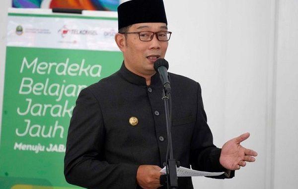 Gubernur Jawa Barat Ridwan Kamil (KalderaNews/Dok. Disdik Jabar)