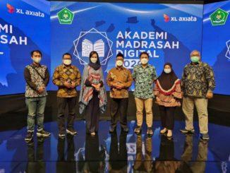 5 Pemenang Akademi Madrasah Digital 2020. (KalderaNews.com/Dok. Kemenag)