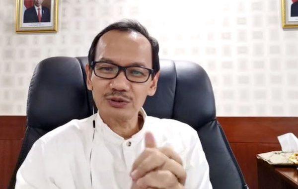 Direktur Jenderal Pendidikan Tinggi Kemendikbud, Prof. Ir. Nizam, M.Sc., DIC, Ph.D. (KalderaNews.com/Ist.)