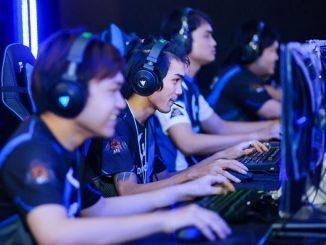 eSport singkatan dari electronic sport atau olahraga elektronik adalah bidang olahraga yang menggunakan game sebagai bidang kompetisinya
