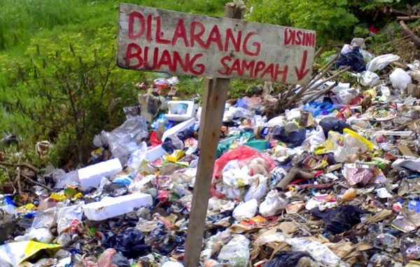 Ilustrasi: Hari Peduli Sampah Nasional 2021, 21 Februari. (KalderaNews.com/Ist.)