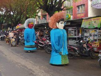 Ondel-ondel, salah satu kebudayaan Betawi