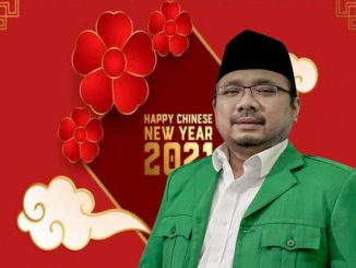 Menteri Agama Yaqut Cholil Qoumas. (KalderaNews.com/repro: y.prayogo)
