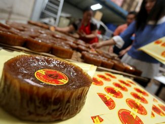 Ilustrasi: Pembuatan kue keranjang. (KalderaNews.com/Ist.)