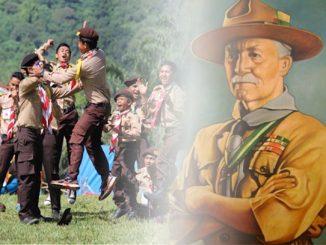 Ilustrasi: Pendiri organisasi kepanduan dunia, Robert Stephenson Smyth Baden-Powell (KalderaNews.com/repro: y.prayogo)
