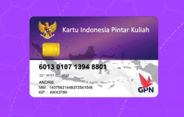 Ilustrasi Kartu Indonesia Pintar Kuliah (KalderaNews.com/Ist)