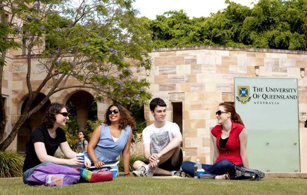 llustrasi: The University of Queensland Australia membuka program beasiswa UQ High Achievers Scholarship. (KalderaNews.com/Ist.)