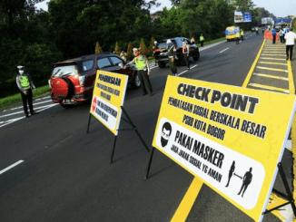 Ilustrasi penerapan ganjil genap Bogor (KalderaNews.com/Sindonews)