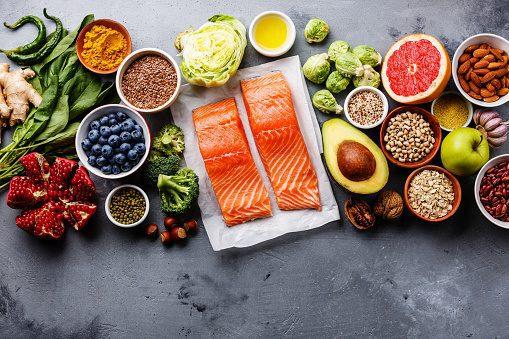 superfood, makanan untuk otak, makanan sehat, diet sehat