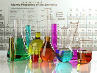 Ilustrasi: Tip menghafal tabel periodik kimia. (KalderaNews.com/Ist.)