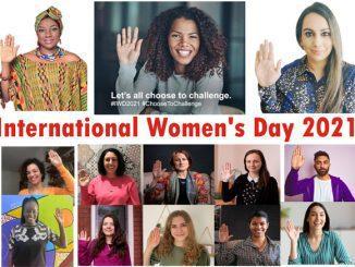 Ilustrasi: Cara merayakan Hari Perempuan Internasional 2021. (KalderaNews.com/repro: y.prayogo)