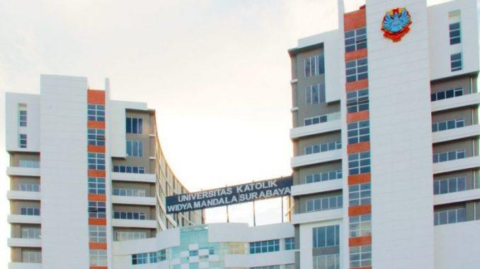 Ilustrasi Universitas Katolik Widya Mandala Surabaya