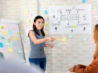 Ilustrasi Kelas Bahasa Inggris (KalderaNews.com)