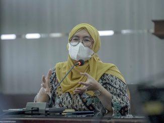 Direktur Jejaring Pendidikan KPK, Aida Ratna Zulaiha