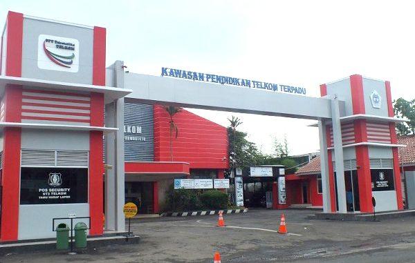 Ilustrasi: Kampus Institut Teknologi Telkom Purwokerto (ITTP) atau Kampus Telkom Purwokerto. (KalderaNews.com/Ist.)