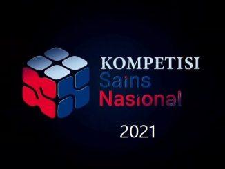 Kompetisi Sains Nasiona -KSN 2021