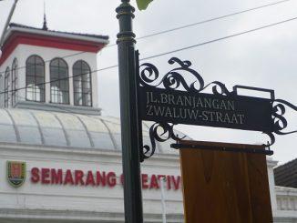 Tempat wisata Kota Tua Semarang