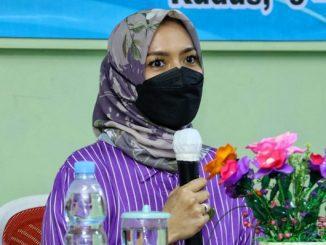 Ketua Gabungan Organisasi Wanita (GOW) Kabupaten Kudus, Mawar Hartopo