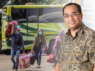 Ilustrasi: Menteri Perhubungan, Budi Karya Sumadi. (KalderaNews.com/repro:y.prayogo)