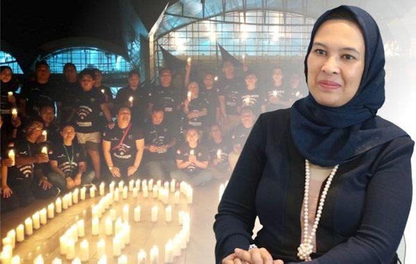 Najelaa Shihab, pakar pendidikan dan Anggota Badan Pengurus Yayasan WWF. (KalderaNews.com/repro: y.prayogo)