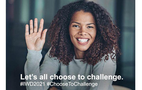 Ilustasi: Peringatan Hari Perempuan Sedunia atau International Women's Day (IWD) tahun ini mengangkat tema #ChooseToChallenge. (KalderaNews.com/Dok.IWD)