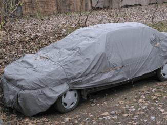 Ilustrasi Mobil Tidak Terpakai (KalderaNews,com/Ist)