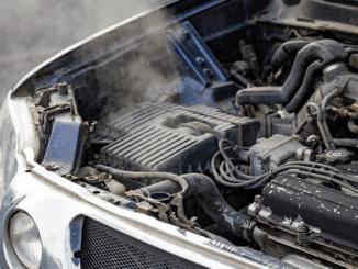 Ilustrasi Radiator Mobil Mengalami Overheat (KalderaNews.com/Ist)