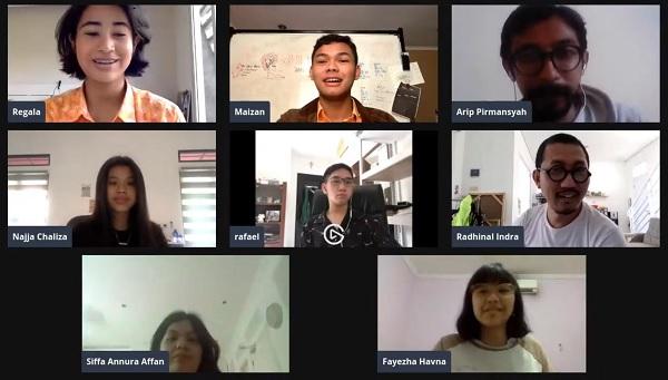 Film screening and directors and artists talk Sekolah Cikal