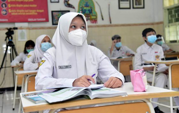 Ilustrasi: Sekolah negeri dan swasta di Semarang siap tatap muka. (KalderaNews.com/Ist.)