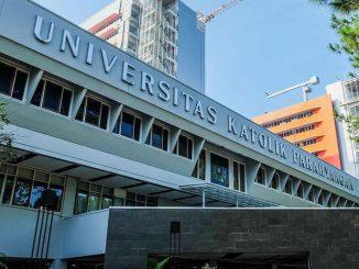 Ilustrasi Universitas Katolik Parahyangan Bandung