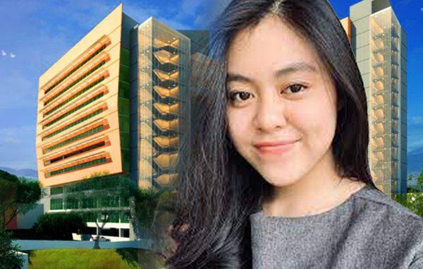 Cerry Marlencia, Mahasiswa Berprestasi 2021 Universitas Katolik Parahyangan. (KalderaNews.com/Ist.)