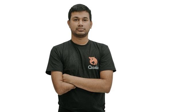Founder dan Chief Executive Officer (CEO) Qoala, Harshet Lunani