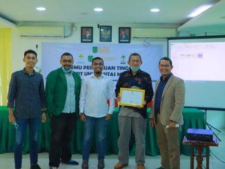Peserta Himpunan Pengusaha Muda Indonesia Perguruan Tinggi Universitas Nasional