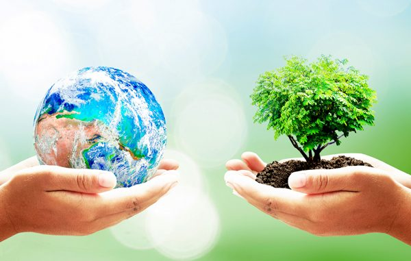 Ilustrasi: Hari Bumi Sedunia atau Earth Day. (KalderaNews.com/Ist.)