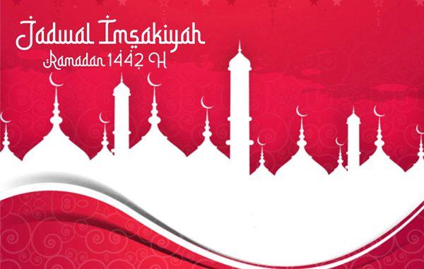 Ilustrasi: Jadwal Imsakiyah Ramadan 1442 H. (KalderaNews.com/Ist.)