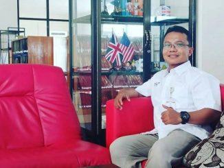 Dosen Bahasa Indonesia Institut Teknologi Telkom Purwokerto, M. Lukman Leksono, S.Pd., M.Pd