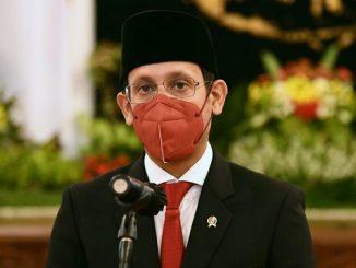 Menteri Pendidikan, Kebudayaan, Riset, dan Teknologi (Mendikbudristek), Nadiem Anwar Makarim