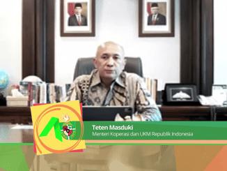 Menteri Koperasi dan Usaha Kecil dan Menengah (UKM) Republik Indonesia, Teten Masduki