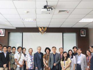 Kunjungan Silla University ke Universitas Multimedia Nusantara (UMN) di Tangerang