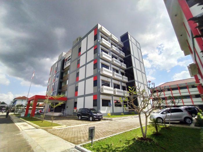 Gedung Institut Teknologi Telkom Purwokerto