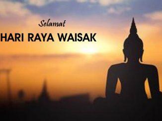 Ilustrasi: Hari Raya Waisak (KalderaNews.com/Ist