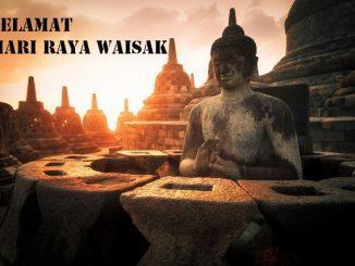 Ilustrasi: Hari Raya Waisak (KalderaNews.com/Ist)