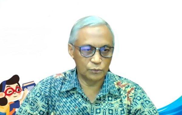 Direktur Jenderal Pendidikan Anak Usia Dini, Pendidikan Dasar dan Pendidikan Menengah, Jumeri, S.TP., M.Si