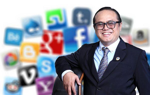 Ketua Program Studi Ilmu Komunikasi Universitas Multimedia Nusantara, Inco Hary. (KalderaNews.com/repro: y.prayogo)