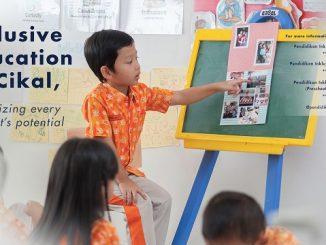 Pendidikan Inklusi Cikal Memenuhi Kebutuhan Belajar Anak dengan Kebutuhan Khusus di Indonesia