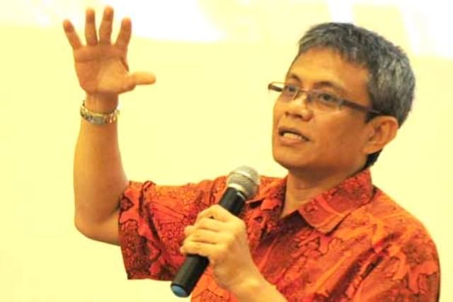 Prof. Dr. Didik J. Rachbini (KalderaNews.com/Ist.)