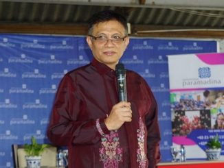Rektor Universitas Paramadina periode 2021-2025, Prof. Didik Junaidi Rachbini