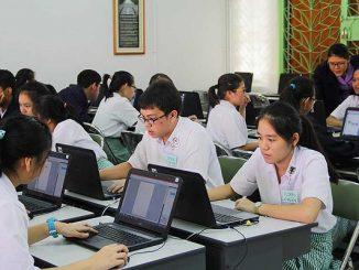 Siswa SMA Ursula BSD, Banten, Kota Tangerang Selatan
